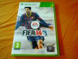 Joc Fifa 14, XBOX360, original, alte sute de jocuri!, Sporturi, 16+, Single player