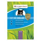 BOGAPROTECT Collar zgardă antiparazitară pentru pisici 35 cm