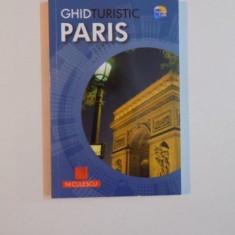 GHID TURISTIC PARIS , EDITURA NICULESCU