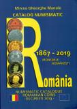 Catalog Numismatic, monedele romanesti, 1867-2019