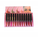 Set 12 Rujuri Huda Beauty Liquid Matte
