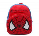 Ghiozdan copii, din plus , Spiderman inchidere fermoar