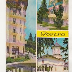 bnk cp Govora - Vedere  - circulata - marca fixa