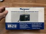 Radio Colectie Magnum WR-218 la cutie,ca NOU,asemanator SONY ICF-7600