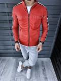 Geaca fashion Premium rosie - geaca slim fit - COLECTIE NOUA - A1507 I4-5, L, M, S, XL, Din imagine