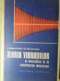 TEORIA VIBRATIILOR SI APLICATIILE EI IN CONSTRUCTIA MASINILOR - L. HAMBURGER, GH