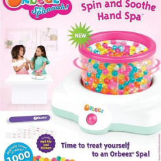 Set Jucarii Orbeez Spin And Sooth Hand Spa