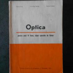 IANCU IOVA - OPTICA (manula anul IV liceu)