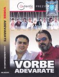 Caseta audio: Adrian Minue si Dan Armeanca - Vorbe adevarate ( 2000, originala )