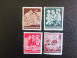 GERMANIA  REICH 1944   SERIE=MNH=6