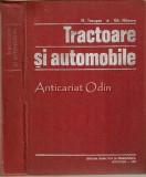 Cumpara ieftin Tractoare Si Automobile - N. Tecusan, Gh. Nitescu - Tiraj: 5680 Exemplare