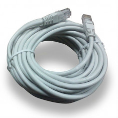 Cablu Utp Patchcord Cat 5e 30m CAB-UTP-008/30