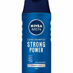 Nivea Sampon Barbati 250 ml Strong Power