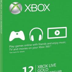 Xbox Live Gold Card Membership ( 12 luni) Xbox One / Xbox 360