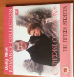 CATHERINE COOKSON'S : THE FIFTEN STREETS * THE BLACK CANDLE - 2 DVD ORIGINALE