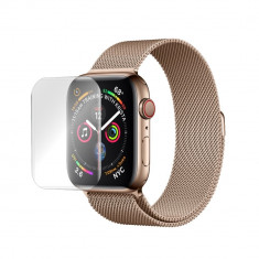 Folie de protectie Antireflex Mata Smart Protection Apple Watch Series 4 de 44mm - 2buc x folie display