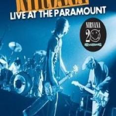 NIRVANA LIVE AT PARAMOUNT (Blu ray)