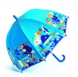 Umbrela colorata pentru copii, Seaworld, Djeco