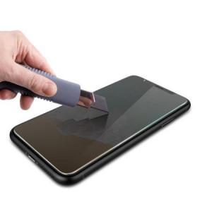 Folie de sticla Apple iPhone XS MAX, Privacy Glass Elegance Luxury, folie...