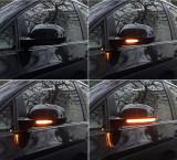 Semnalizare dinamica repetitiva oglinzi Vw Golf 5/Golf 6,Passat B6/Eos, Volkswagen, Oem