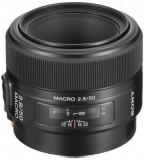 Obiectiv Foto Sony SAL-50M28 50mm f/2.8 Macro