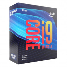 Procesor Intel Core i9-9900KF Octa Core 3.60 GHz socket 1151 BOX