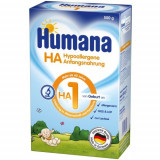 Lapte Praf Humana HA 1, 0 luni, 500 g