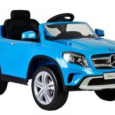 Masinuta electrica Mercedes-Benz GLA Class, albastru