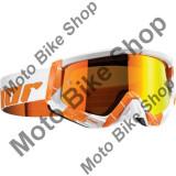 MBS Ochelari motocross Thor Sniper Chase, portocaliu/alb, Cod Produs: 26011937PE