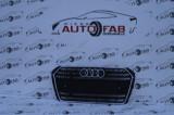 Grila centrala Audi A4 B9 An 2016-2019 ,cu gauri pentru parktronic