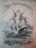URBER, LAND UND MEER, ALGEMEINE ILLUSTRIRTE ZEITUNG, BAND 39, 1878