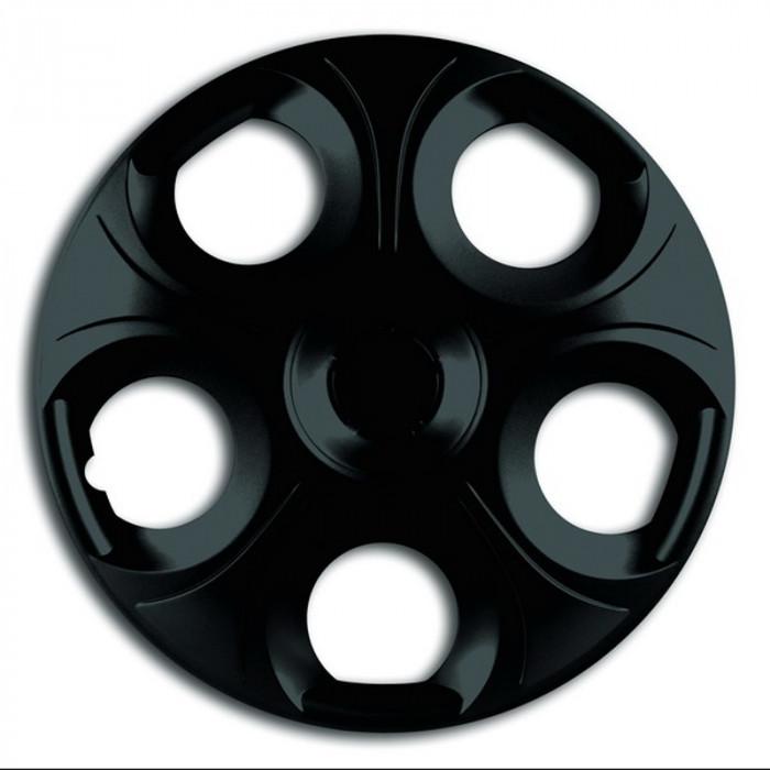 Set capace roti negre Matrix 13 inch