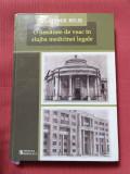 VLADIMIR BELIS - O JUMATATE DE VEAC IN SLUJBA MEDICINEI LEGALE - 2010