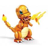 Pokémon Mega Construx Wonder Builders Construction Set Charmander 10 cm, Mattel