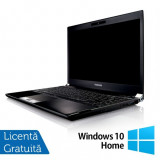Laptop Toshiba Portege R830-13C, Intel Core I5-2520M 2.50GHz, 8GB DDR3, 120GB SSD, 13.3 inch, HDMI, Card Reader + Windows 10 Home