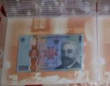 100 lei 2019 Desăvârșirea Marii Uniri Ion I.C. Brătianu
