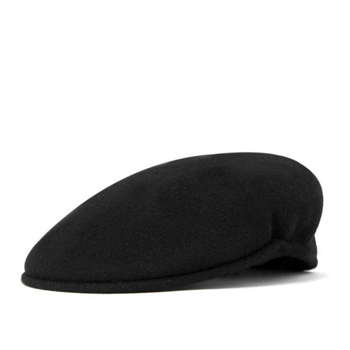 Basca Kangol Wool 504 Negru (M,L,XL) - Cod 904930