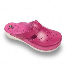 Saboti medicali Leon 156 pink – dama