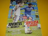 Program meci fotbal JUVENTUS Bucuresti - SEPSI OSK SFANTU GHEORGHE