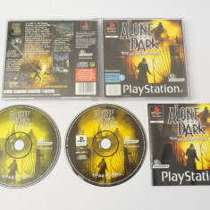 Joc Sony Playstation 1 PS1 PS One - Alone in the Dark the new Nightmare