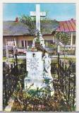 Bnk cp Manastirea Varatic - Mormantul Veronicai Micle - necirculata, Printata