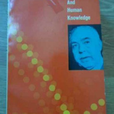 ATOMIC PHYSICS AND HUMAN KNOWLEDGE - NIELS BOHR
