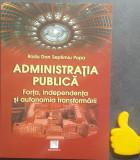 Administratia publica Radu Dan Septimiu Popa
