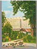 CPI B14561 - CARTE POSTALA - SANGEORZ BAI. VEDERE DIN PARC