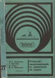 Prelucrari neconventionale in constructia de masini - vol.II - N.I.Marinescu
