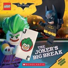 8x8 #1 (the Lego Batman Movie)