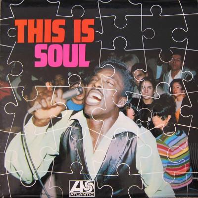 Various Artists This Is Soul LP (vinyl) foto