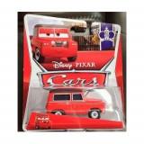 Maurice Wheelks - Disney Cars 2, Mattel