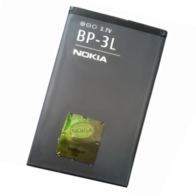 Acumulator Original MICROSOFT Lumia 710 (1300 mAh) BP-3L foto