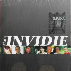Caseta Fără Invidie, originala, manele : Guta, Minune